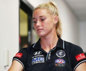 Cette photo d'une footballeuse australienne déclenche une avalanche de sexisme