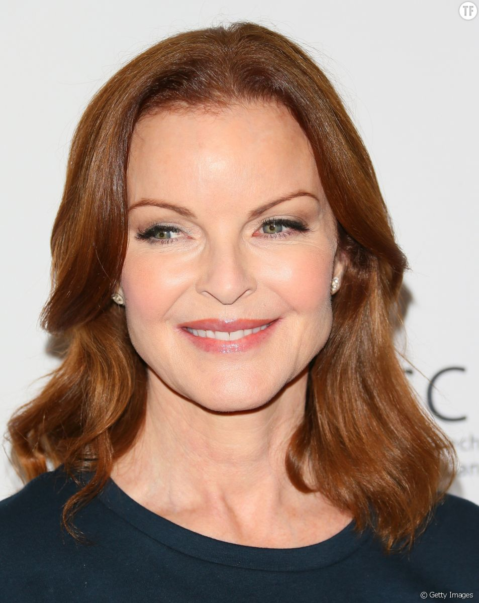 Marcia Cross en septembre 2016