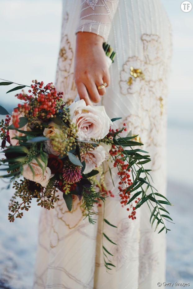 Miser sur une robe vintage pour un mariage zéro-déchet