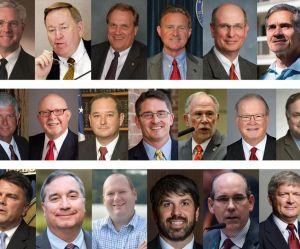 Ces 25 hommes ont décidé du sort de l'utérus des femmes d'Alabama