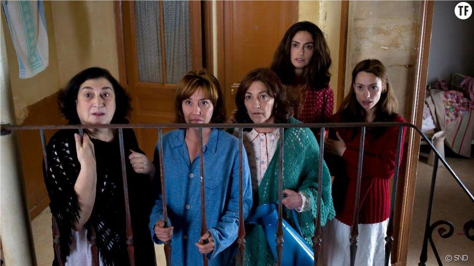 Photo du film Les femmes du 6e étage