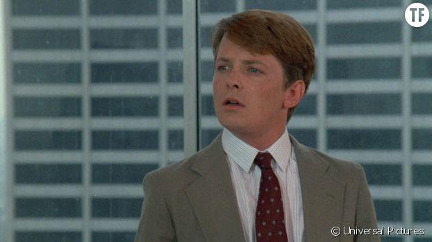 """""""Le secret de mon succès"""", avec Michael J. Fox."""