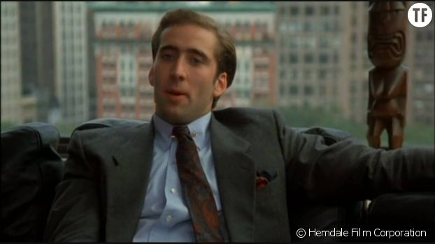 "Nicolas Cage dans ""Embrasse moi vampire"""