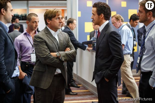 """The Big Short"" d'Adam McKay."