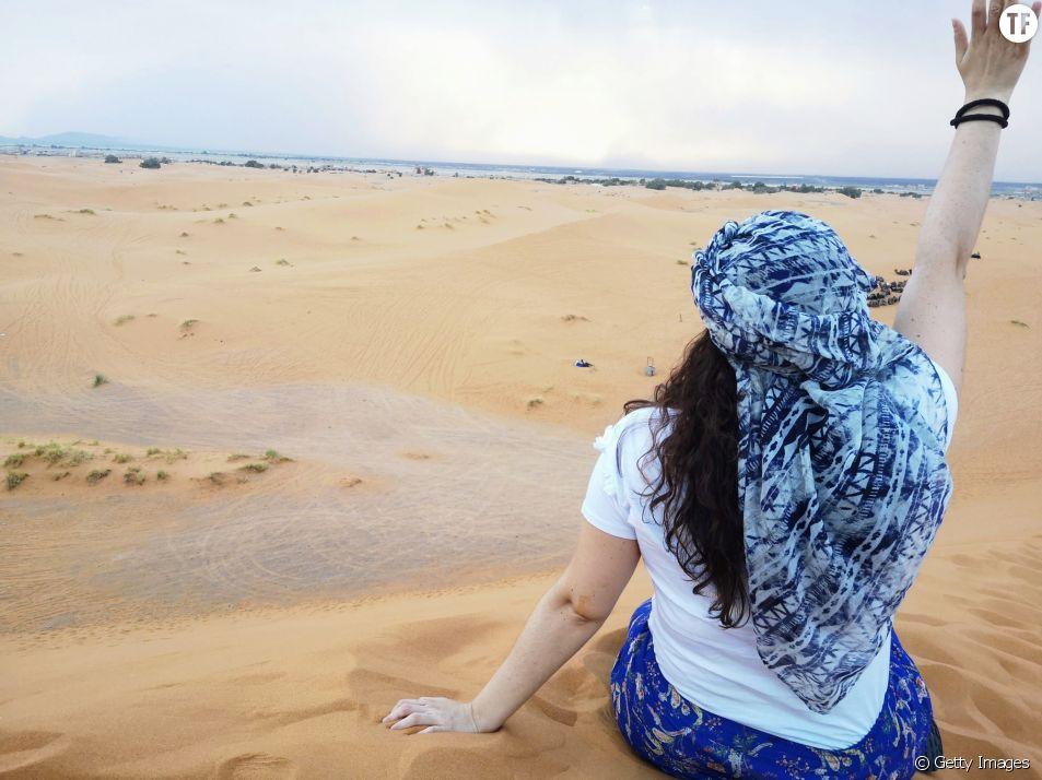 Au Maroc, le harcèlement s'invite jusqu'à la plage.