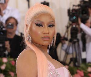 Nicki Minaj au MET Gala de New York en mai 2019