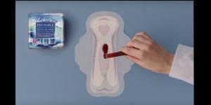 Ils voulaient faire interdire une pub montrant du sang menstruel en Australie