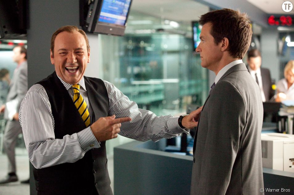 Kevin Spacey, chef abusif dans How To Kill Your Boss