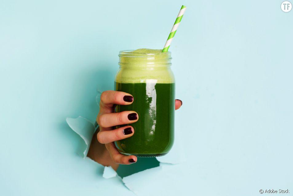 Cette recette de jus green serait la solution idéale pour soigner votre gueule de bois