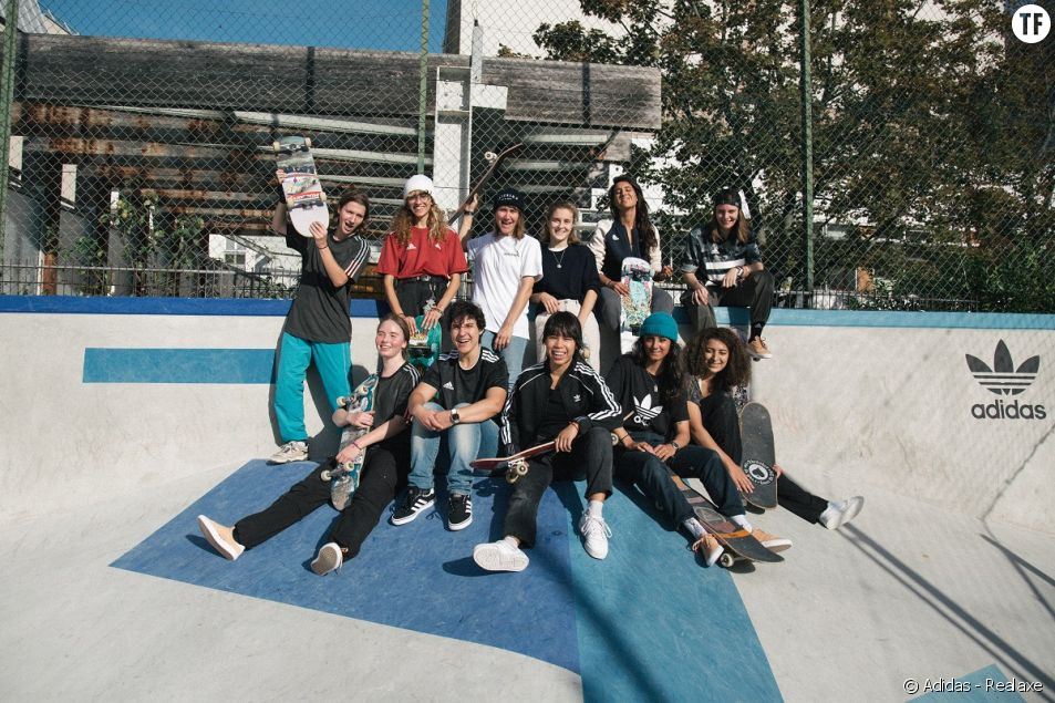 L'association Realaxe célèbre le skate au féminin.
