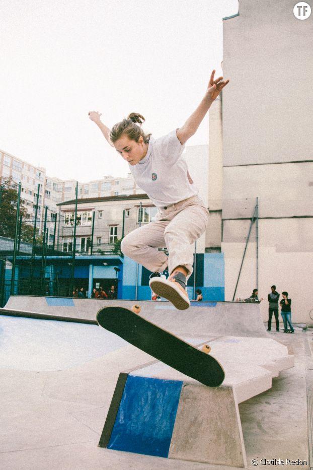 Realaxe donne le la aux néophytes du skate.