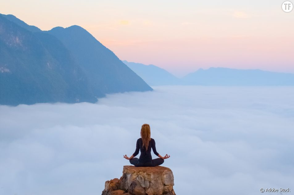L'exercice de sophrologie du nuage pour apaiser l'anxiété