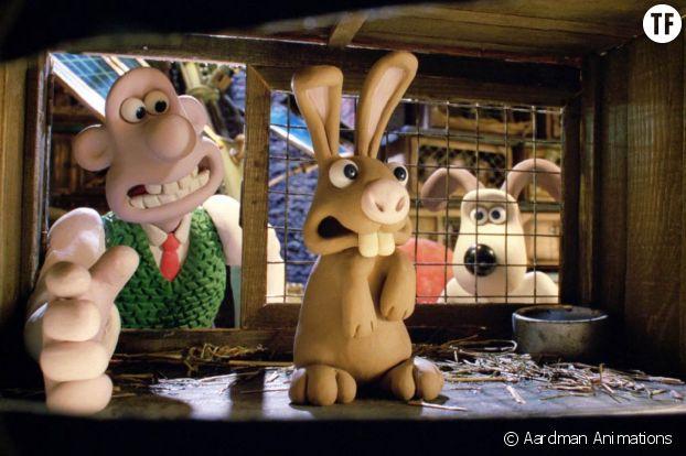 L'univers sans limites de Wallace et Gromit.