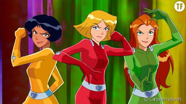 """Totally Spies"", un divertissement girl power."