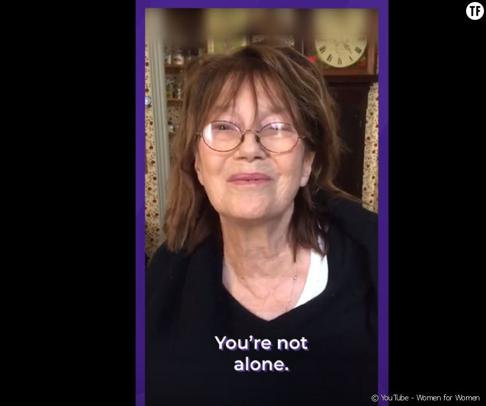 """You're not alone"" : une campagne sensible et polyglotte."