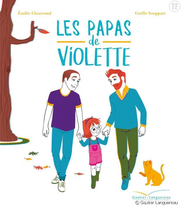"""""""Les papas de Violette"""""""