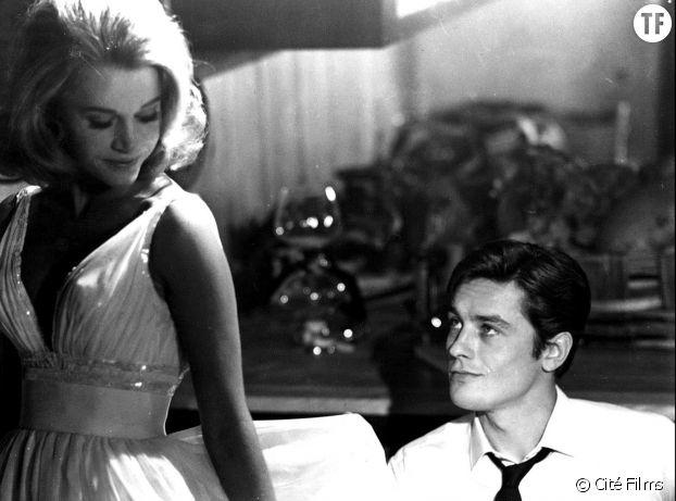 """Jane Fonda, comédienne sulfureuse, dans """"Les Félins"""" (1964)"""