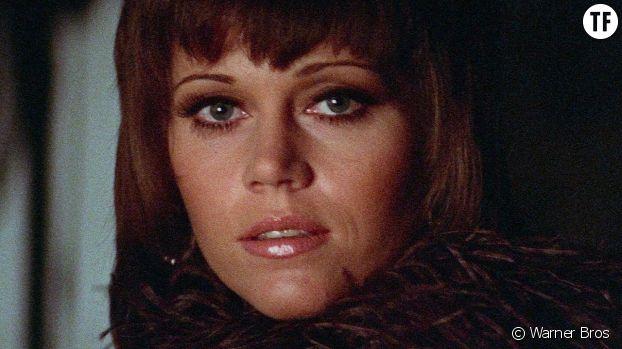 """Jane Fonda dans """"Klute"""" (1971)."""