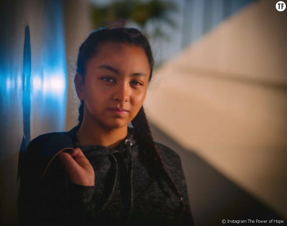 La jeune réalisatrice Kalia Jones