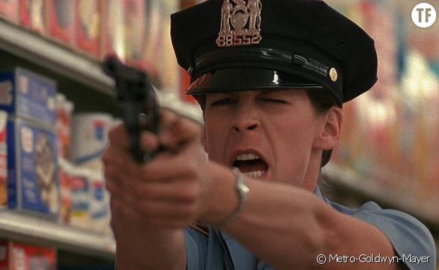 """Blue Steel"", duel choc entre police et misogynie."