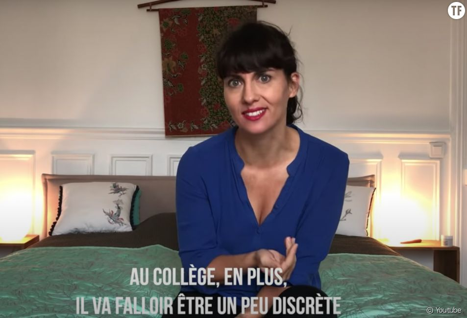 """""""Etre une femme, c'est pourri"""" : Olivia Moore recense les injonctions dans une vidéo cinglante"""