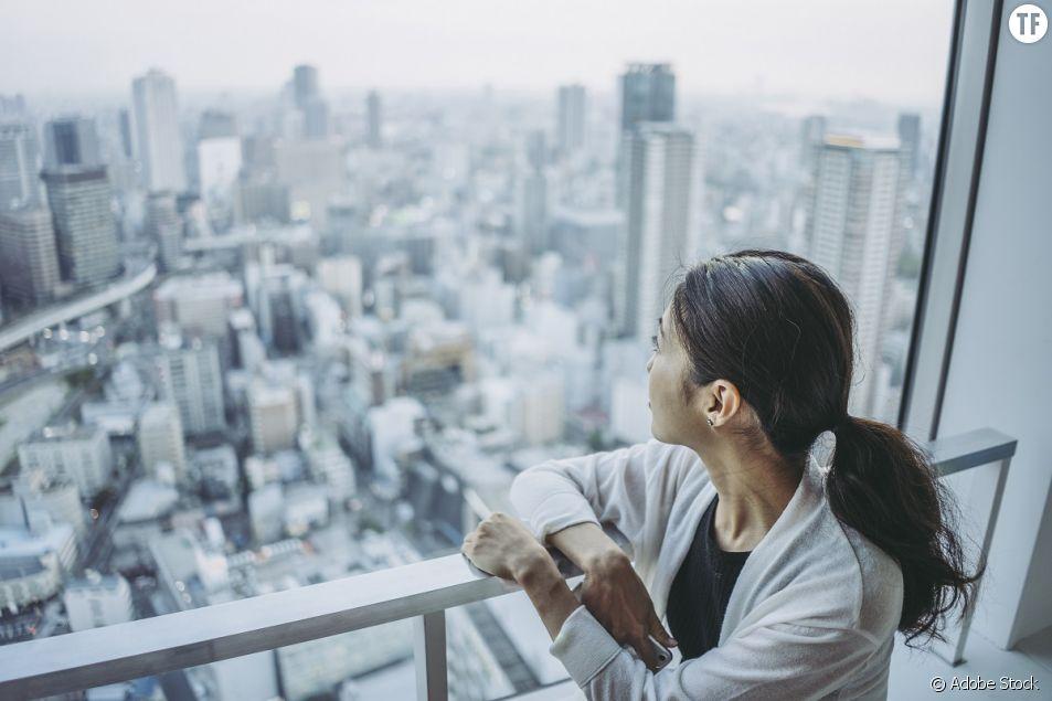 Au Japon, la crise économique touche particulièrement les femmes.