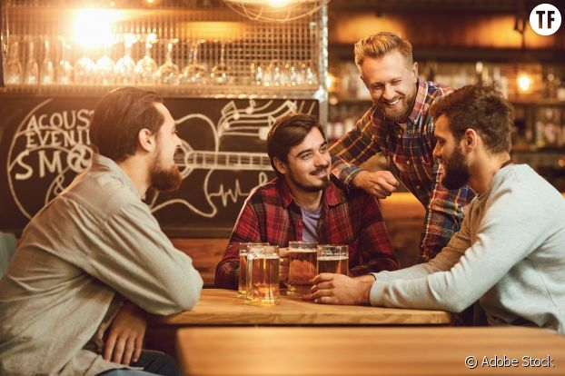 Une discute entre mecs sans virilisme lourdingue, c'est possible.