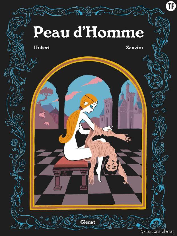 """""""Peau d'homme"""", la relecture acclamée du conte par Hubert & Zanzim."""