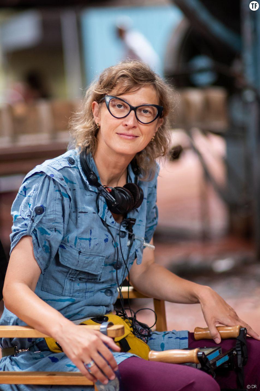 La réalisatrice Jasmila Zbanić