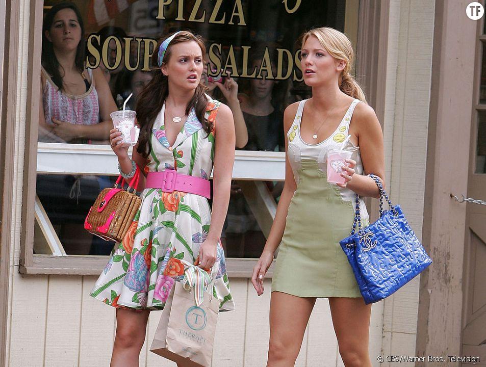 """Gossip Girl"", la jalousie dès l'adolescence."