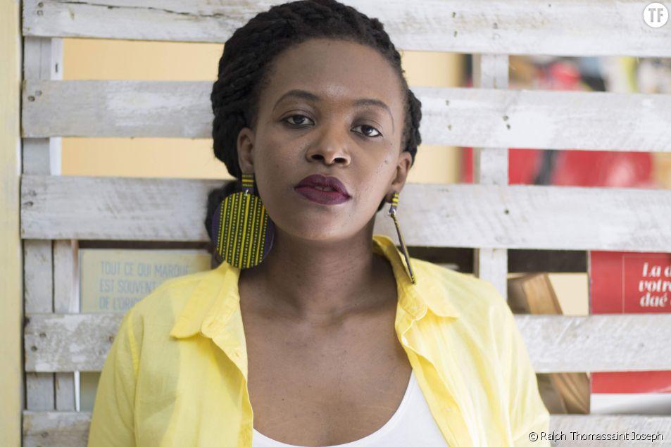 L'autrice et militante afro-féministe Fania Noël