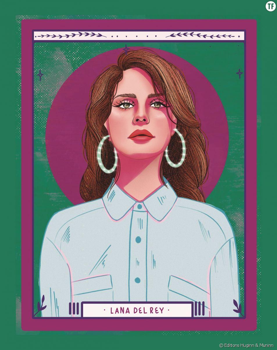 """Lana Del Rey, l'une des grandes """"divas"""" de notre siècle pop ?"""