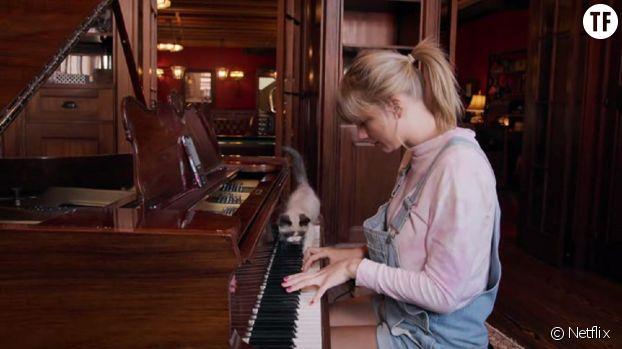 """Miss Americana"", l'odyssée émancipatrice de Taylor Swift."