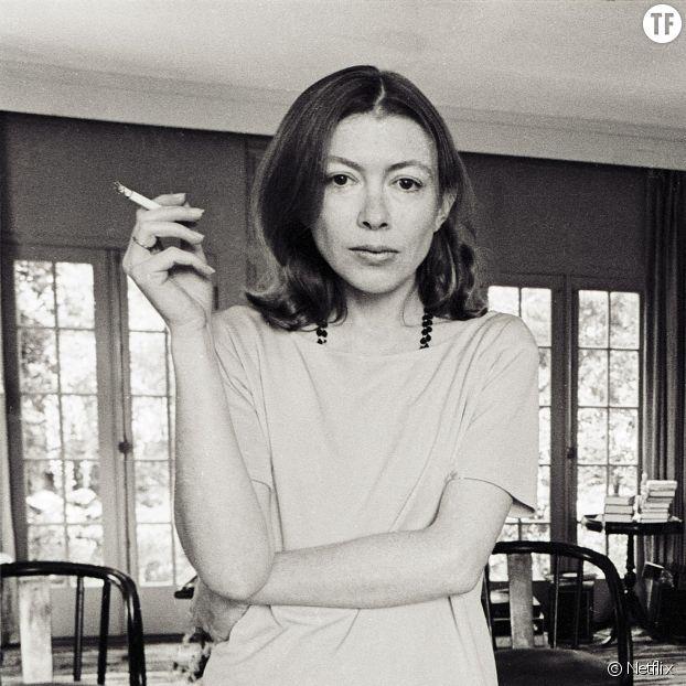 """""""Joan Didion : Le centre ne tiendra pas"""", documentaire sur l'écrivaine myhtique."""