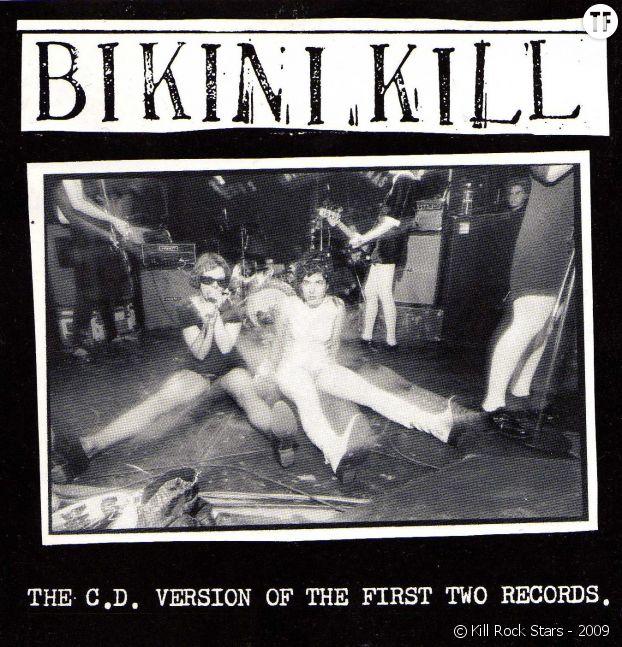 Bikini Kill, groupe charnière du mouvement Riot Grrrl.