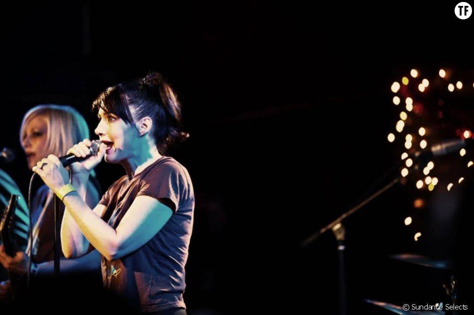 """""""The Punk Singer"""", documentaire de Sini Anderson sur la mythique Kathleen Hannah."""