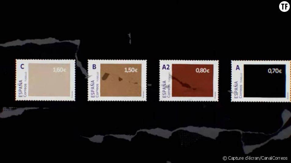 En Espagne, des timbres pour dénoncer le racisme créent la polémique