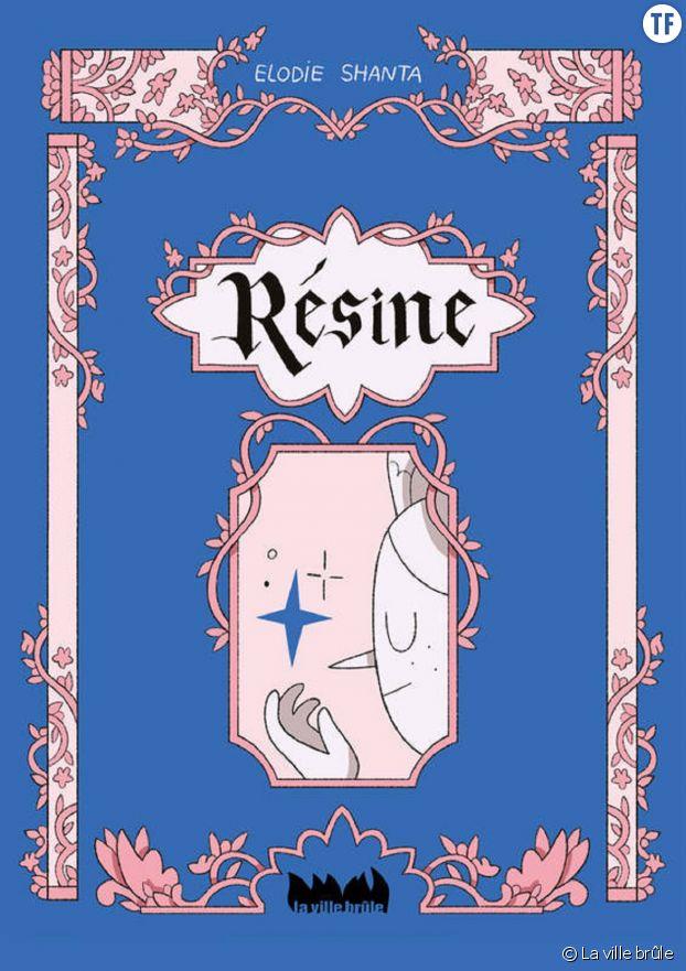 """""""Résine"""" de Elodie Shanta."""