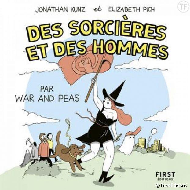 """""""Des sorcières et des hommes"""" de Jonathan Junz & Elisabeth Pich"""
