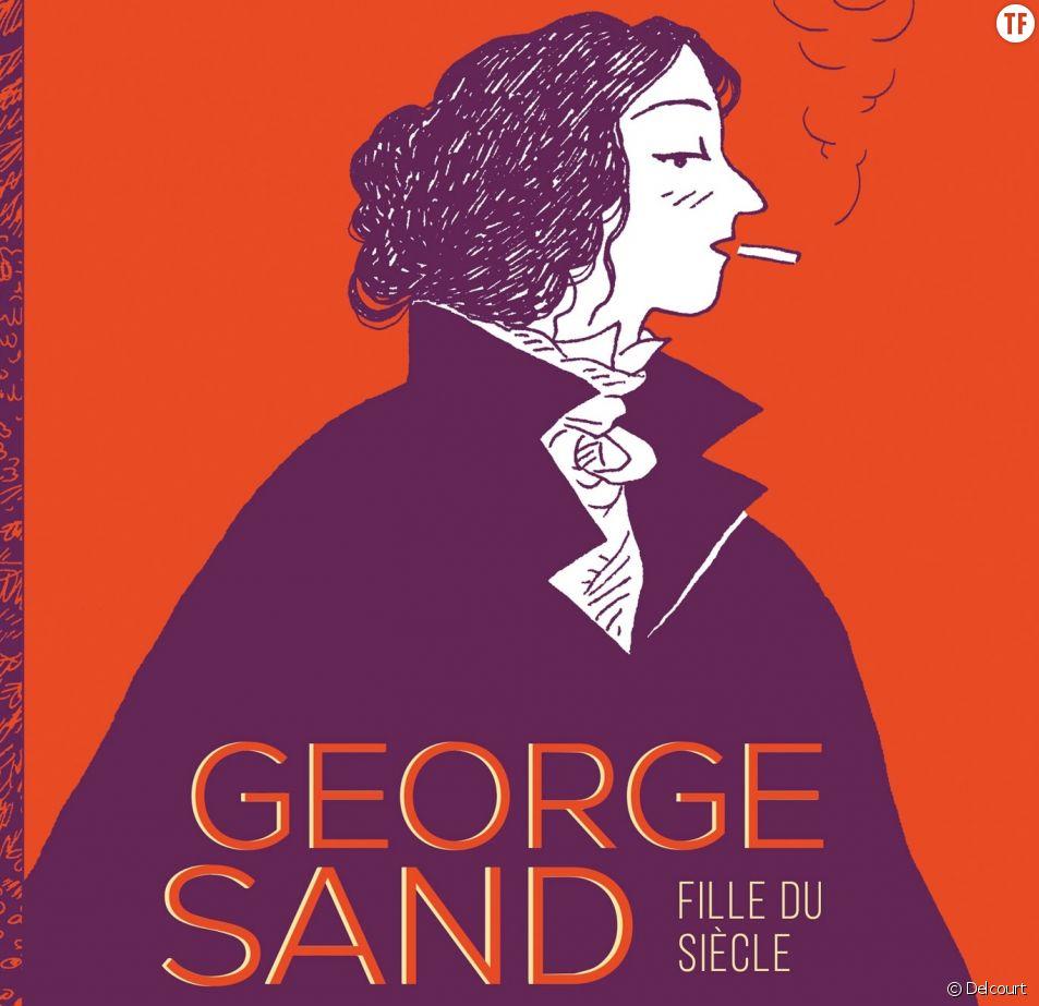 """George Sand : fille du siècle"" de Séverine Vidal & Kim Consigny"