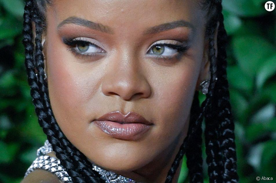 Un gang de motardes immortalisé pour la marque de lingerie de Rihanna.
