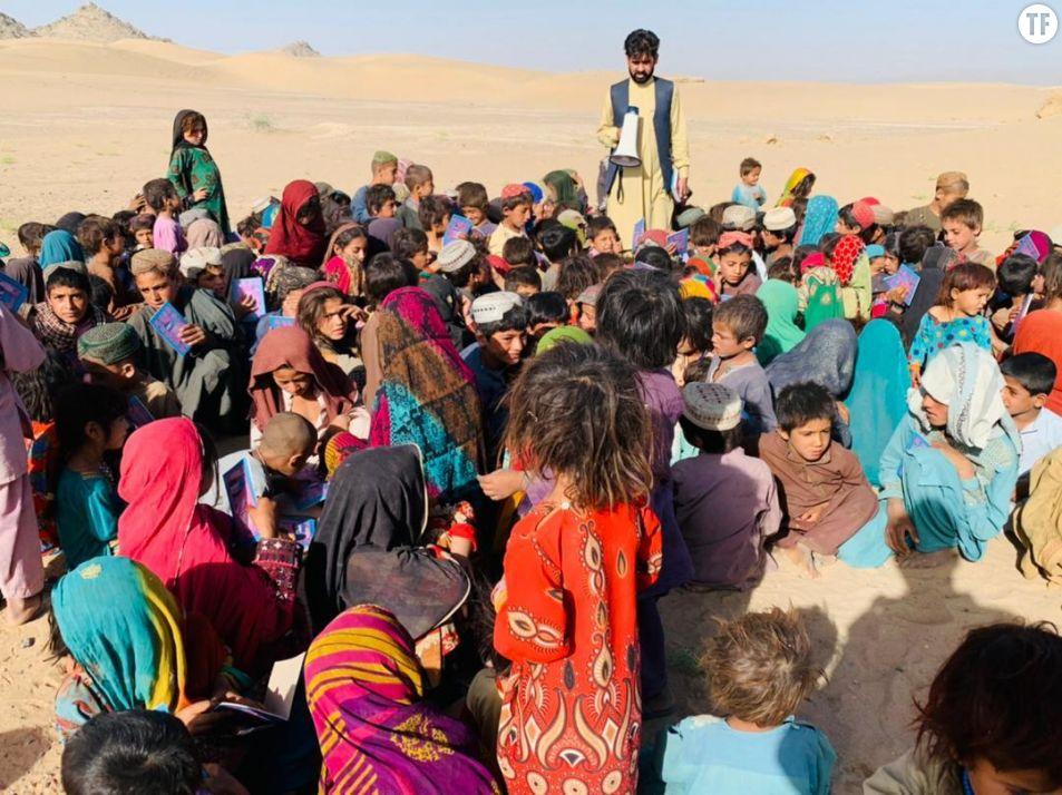 Matiullah Wesa à la rencontre des filles afghanes