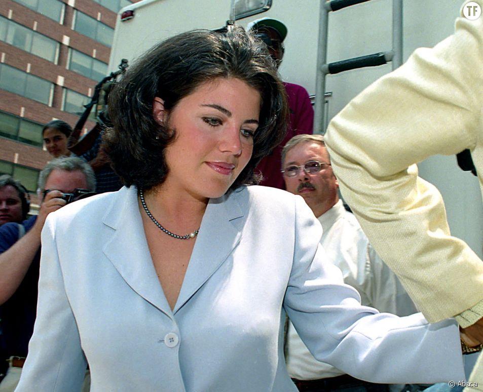 Monica Lewinsky, la victime d'un acharnement sexiste