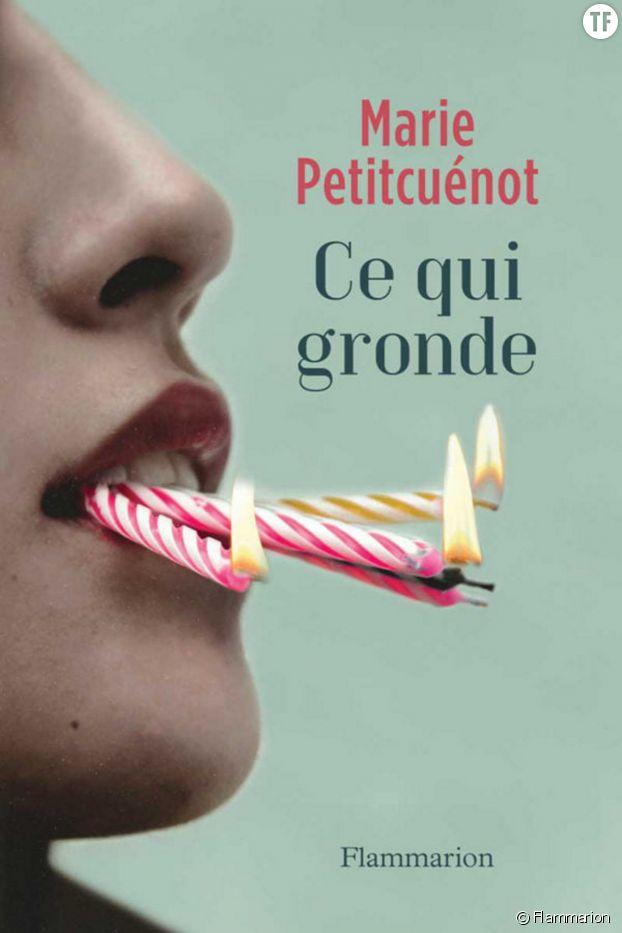 """""""Ce qui gronde"""" de Marie Petitcuénot"""