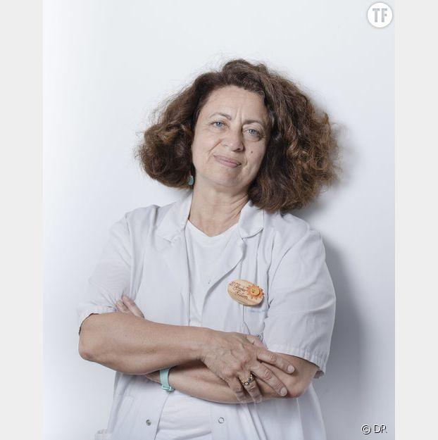 Ghada Hatem, créatrice de la Maison des femmes