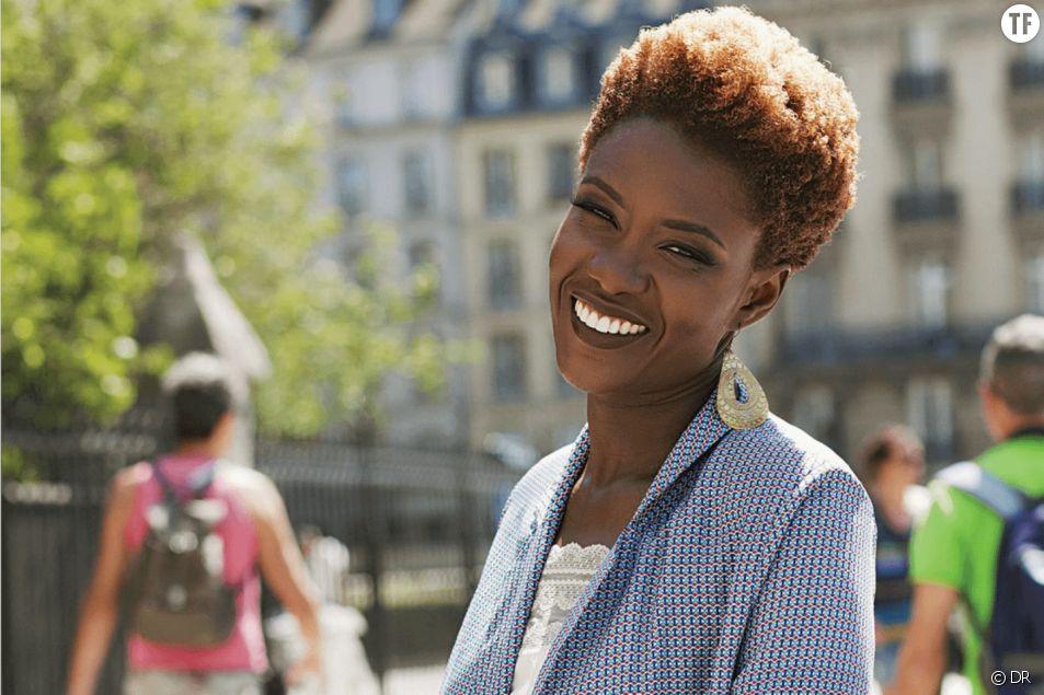La réalisatrice Rokhaya Diallo