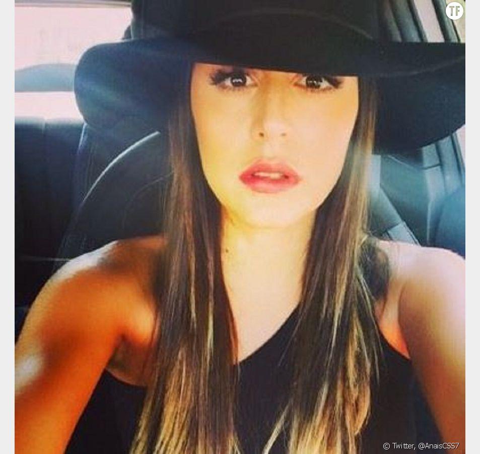 Photo de profil d'Anaïs Camizuli sur son compte Twitter