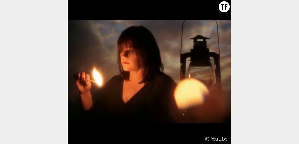 Lisa Angell chante pour l'Eurovision