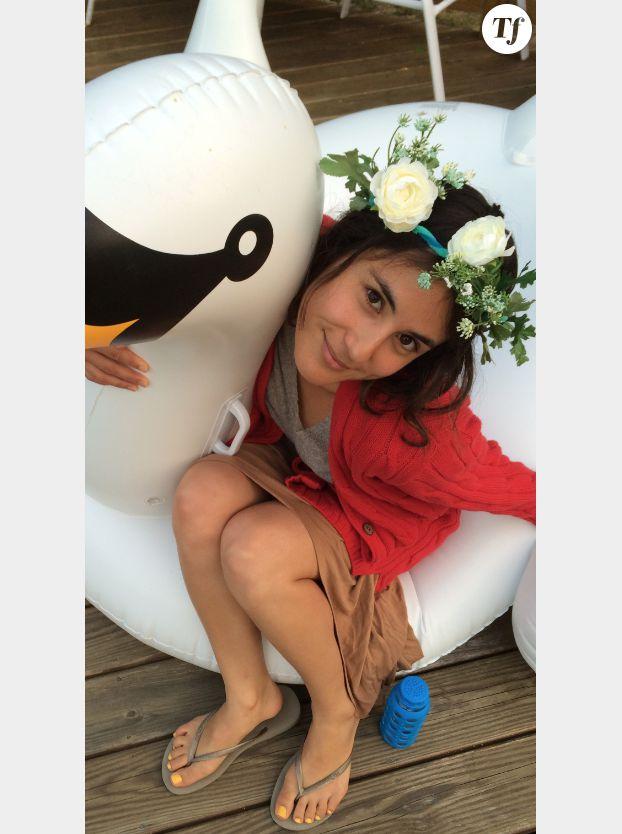 Sarah Theeboom a passé 6 ans sans se laver les cheveux