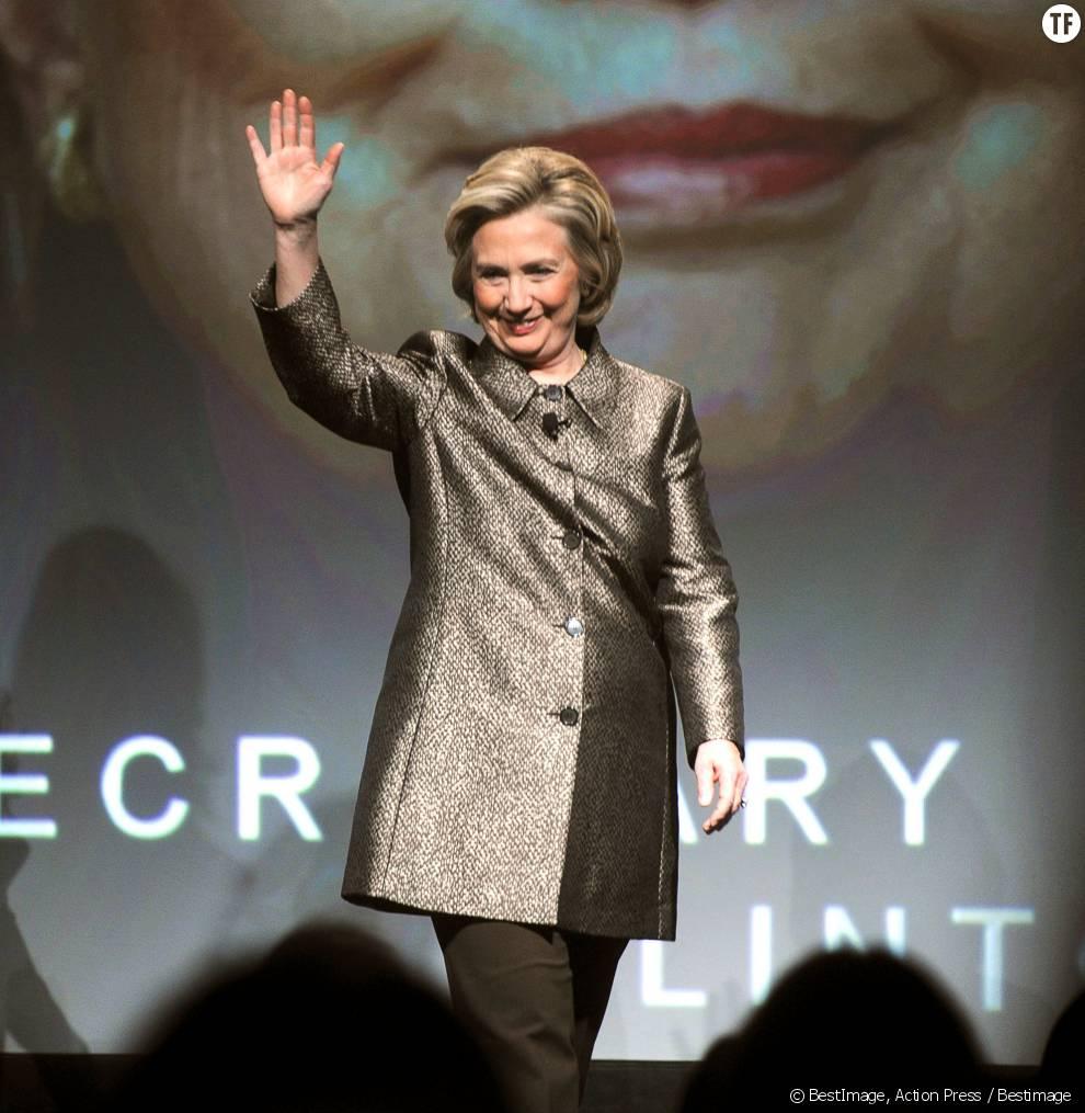 Hillary Clinton, candidate à l'élection présidentielle américaine.